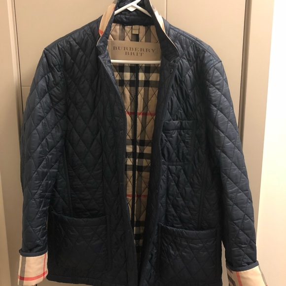 fbc69e4e4 Burberry Jackets & Coats | Mens Coat Jacket | Poshmark